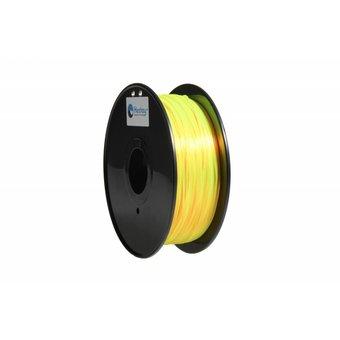 PETG 3D Printer Filament Yellow