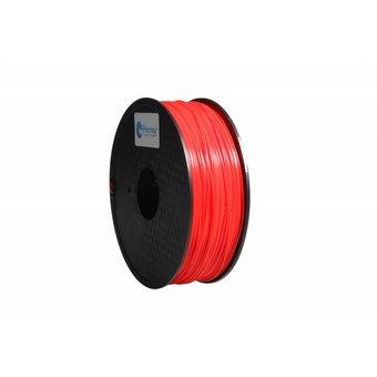 Flexibele 3D-Printer Filament Rood