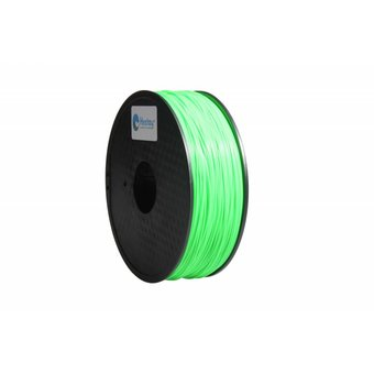 Flexible 3D Printer Filament Green