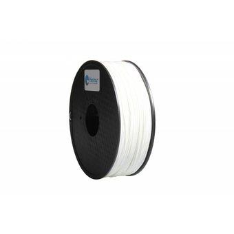 Flexible 3D Printer Filament White