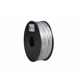 ABS 3D Printer Filament Silver