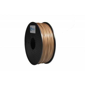 ABS 3D-Printer Filament Goud