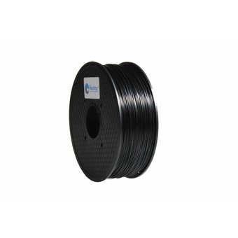 ABS 3D-Printer Filament Zwart