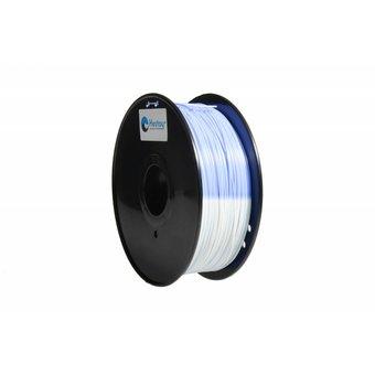 ABS UV-Licht Kleur Veranderend Wit-Blauw