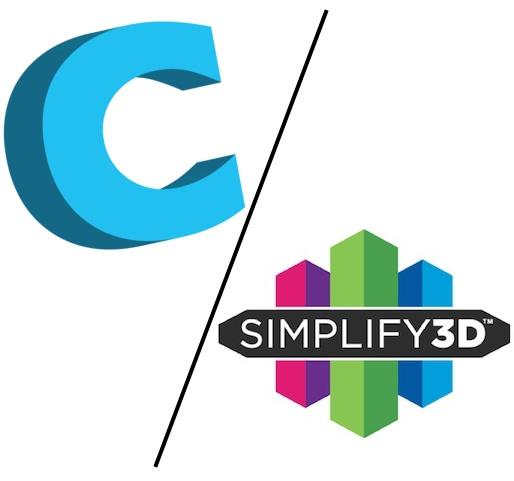 Cura VS. Simplify3D