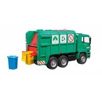 MAN MAN TGS vuilniswagen van Buder