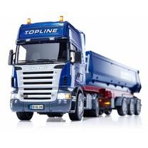 Scania Siku Control Scania vrachtwagen met kieper