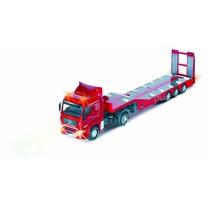 Scania MAN surbaissé+télécommande 1:32