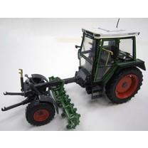 Fendt Weise Toys 1011 Fendt GT 360 met schoffelbalk