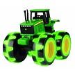 John Deere Monster Treads met licht wielen van Britains