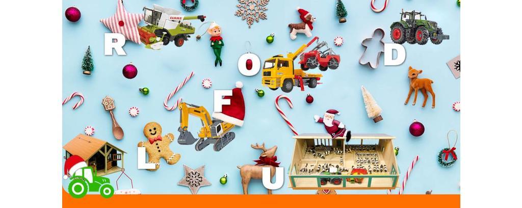 Krijg je kerstcadeaus gratis thuisbezorgd!