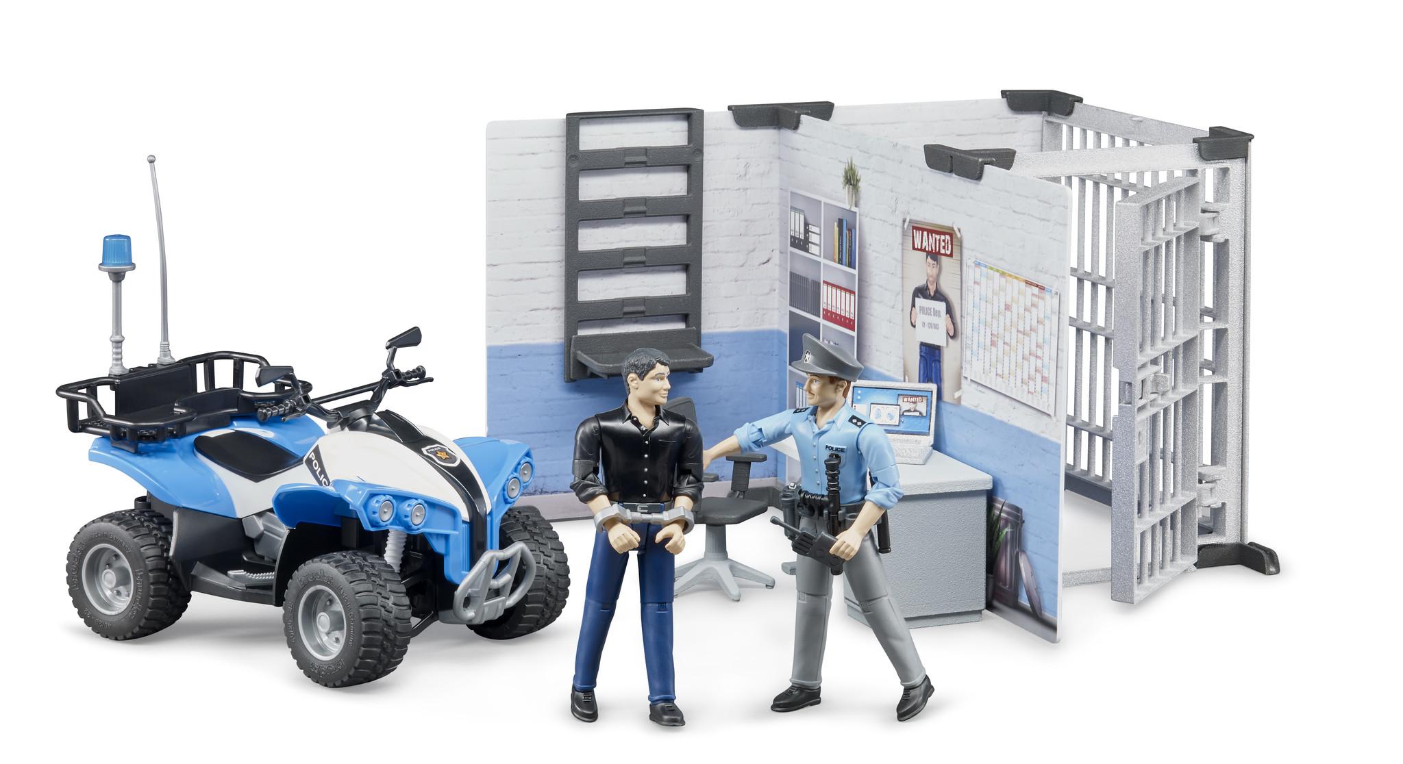 Politiebureauset Bruder
