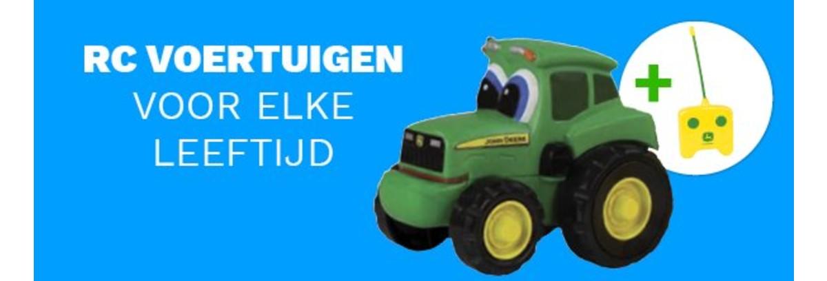 Welke rc trekker of vrachtwagen is geschikt voor jou?