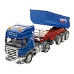 Scania camion benne 1:32