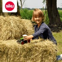SIKU tracteurs et jouets