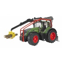 Fendt Bruder Fendt 936 Vario bosbouw tractor