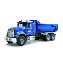 Mack Trucks Mack Granite remorque basculante 1:16
