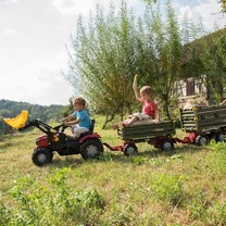 Tracteurs à pédales de Rolly Toys