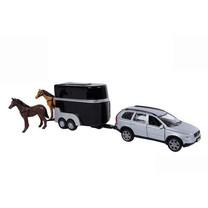 Volvo Volvo XC90 met paardentrailer