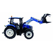 New Holland Universal Hobbies New Holland T6.140 met voorlader 1:32