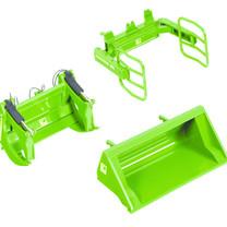 Accessoires voor Wiking speelgoed en miniaturen