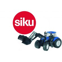 Bestel je SIKU miniaturen en speelgoed online bij Agrispeelgoed.nl. Groot aanbod SIKU trekkers, veel special editions en kortingen tot 50%.