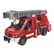 Bruder Mercedes Benz Sprinter brandweerauto 1:16