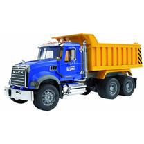Mack Trucks Bruder Mack Granite kiepvrachtwagen