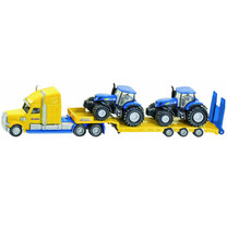 New Holland Camion avec tracteurs New Holland1:87