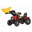 Rolly Toys Farmtrac Case Puma CVX 225 traptrekker met voorlader