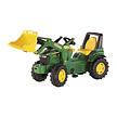 Rolly Toys Farmtrac  traptrekker met voorlader John Deere 7930