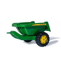 John Deere Rolly Toys Kipper aanhanger van John Deere