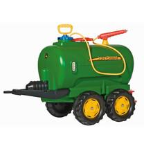 John Deere Rolly Toys Tanker van John Deere met pomp en spuit