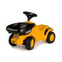 JCB Rolly Toys Minitrac looptrekker - JCB Dumper