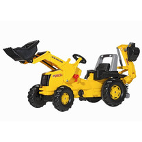 New Holland Rolly Toys rollyJunior New Holland Construction traptrekker