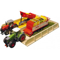 Kids Globe Aire d'ensilage 1:32