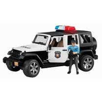 Jeep Jeep Wrangler Unlimited Rubicon véhicule de police et policier 1:16