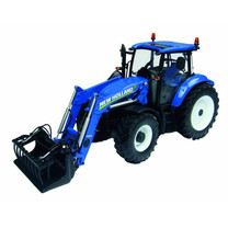 New Holland Universal Hobbies New Holland T5.115 avec chargeur 1:32