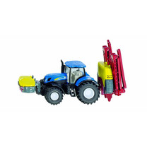 New Holland New Holland met Kverneland veldspuit 1:87