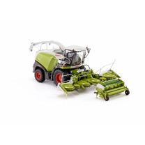 Claas Claas Jaguar 860 & Orbis & Pick up 1:32