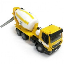 Iveco Britains Big Works 43056 Iveco cementmixer