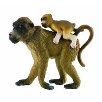 Collecta Collecta baviaanwijfje met baby