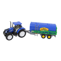 New Holland New Holland + mestverspreider 1:32