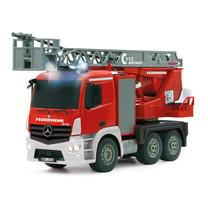 Mercedes Benz Mercedes Antos brandweer 2,4GHz 1:20