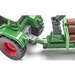 SIKU Fendt met houttransporter