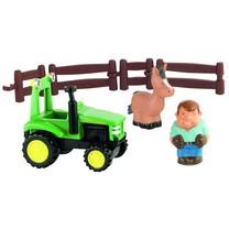 John Deere Britains Tractor speelplezier set