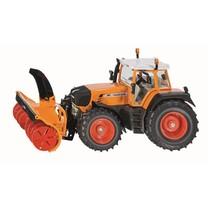 Fendt Siku Tractor met sneeuwblazer 1:32