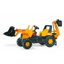 JCB Rolly Toys rollyJunior JCB
