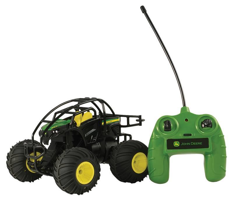 Nieuw speelgoed: De afstand bestuurbare RSX Gator van Monster Treads