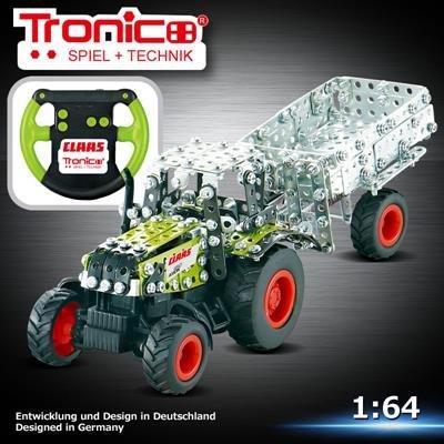 Nieuw: Tronico trekker bouwpakket